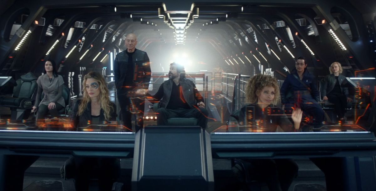 Star Trek: Picard Season One Finale and Season Review