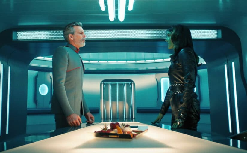 Star Trek: Discovery – There is a Tide…